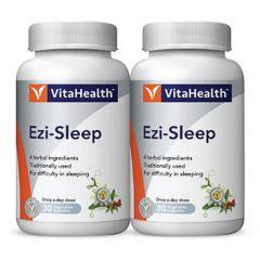VITAHEALTH EZI-SLEEP VEGETABLE CAPSULE 30S X 2