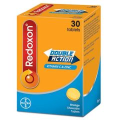 REDOXON CHEWABLE VITAMIN C 500MG 30T