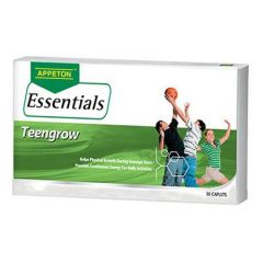 APPETON ESSENTIALS TEENGROW CAPLETS 30S