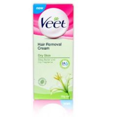 VEET HAIR REMOVAL CREAM - DRY SKIN 100G
