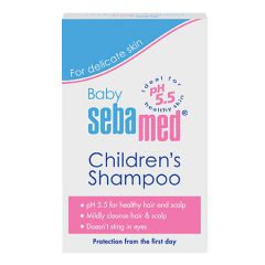 SEBAMED BABY CHILDREN'S SHAMPOO 250ML
