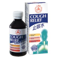 THREE LEGS COUGH RELIEF 120ML