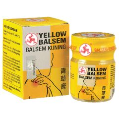 THREE LEGS YELLOW BALSEM 36G