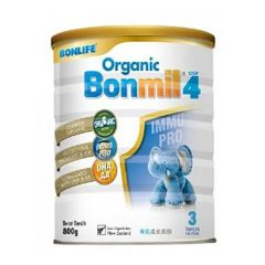 ORGANIC BONMIL STEP 4(3 YEARS AND ABOVE) 800G