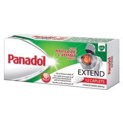 PANADOL EXTEND 12S