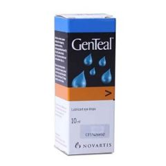 GENTEAL EYE DROPS 10ML