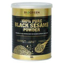 BIOGREEN 100% PURE BLACK SESAME POWDER 300G
