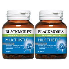 BLACKMORES MILK THISTLE TABLET 60S X 2