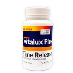 VITALUX PLUS TIME RELEASE COATED TABLET 30S