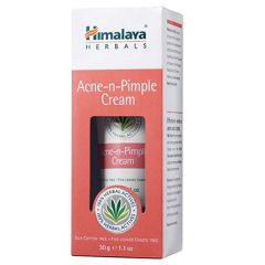 HIMALAYA ACNE-N-PIMPLE CREAM 30G