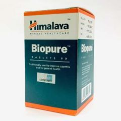 HIMALAYA BIOPURE FOR LIVER HEALTH TABLET 90S