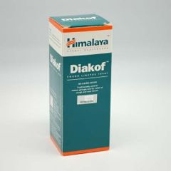 HIMALAYA DIAKOF COUGH SYRUP SUGAR FREE 100ML