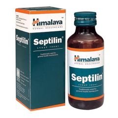 HIMALAYA SEPTILIN FOR GENERAL HEALTH SYRUP 100ML