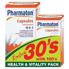 PHARMATON 100S + 30S
