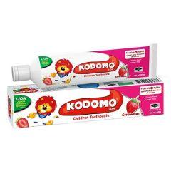 KODOMO LION CHILDREN TOOTHPASTE STRAWBERRY 80G