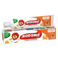 KODOMO LION CHILDREN TOOTHPASTE ORANGE 80G