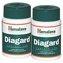 HIMALAYA DIAGARD FOR GENERAL HEALTH TABLET 120S X 2