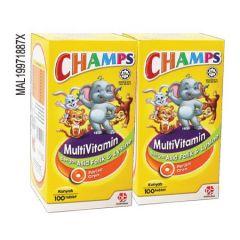 CHAMPS M LYSINE ORANGE 100SX2