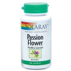SOLARAY PASSION FLOWER 100C