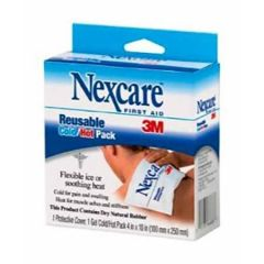 3M NEXCARE FIRST AID REUSABLE COLD/HOT PACK 1S