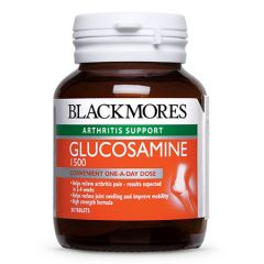 BLACKMORES GLUCOSAMINE 1500MG TABLET 30S
