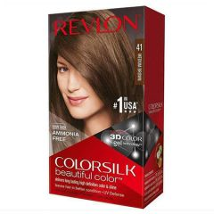 REVLON COLORSILK 41 MEDIUM BROWN 59ML