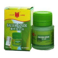 EAGLE BRAND EAGLE BALM (BALSEM GOSOK CAP LANG) 20G