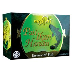 MASPATI PATI IKAN HARUAN (ESSENCE OF FISH) 75ML X 6S