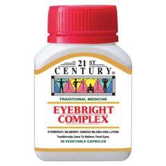 21ST CENTURY EYEBRIGHT COMPLEX VEGETABLE CAPSULE 30S