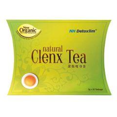 NH DETOXLIM NATURAL CLENX TEA 20S