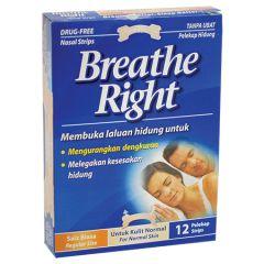 BREATHE RIGHT NORMAL SKIN 12S