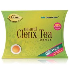 NH DETOXLIM NATURAL CLENX TEA DUO PACK 20S X 2 + 10S