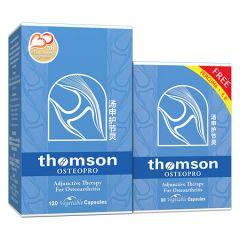 THOMSON OSTEOPRO  300MG 120s+30s (BC)