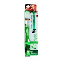 DENTISTE PLUS WHITE PERFECT SPRING EXTREMLY SOFT NIGHTTIME SENSITIVE TOOTHBRUSH 1S