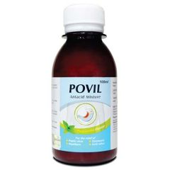 POVIL ANTACID MIXTURE 100ML