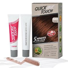 QUICK TOUCH LIGHT MOHOGANY COPPER BROWN 543 40G