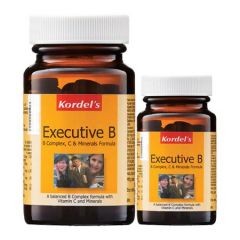 KORDELS EXECUTIVE B COMPLEX TABLET 150S + 60S