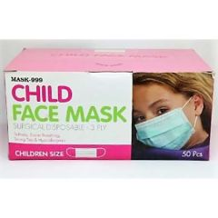 CHILDREN 3PLY FACE MASK 50S
