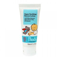 BUDS BABY SUPER SOOTHING RESCUE LOTION 50ML