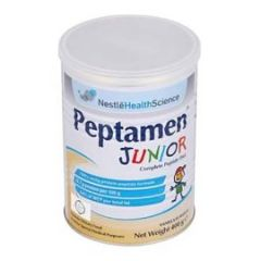 NESTLE PEPTAMEN JUNIOR VANILA POWDER 400GM