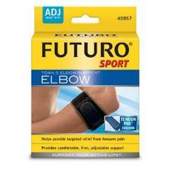 FUTURO SPORT TENNIS ELBOW SUPPORT ADJUSTABLE 45975