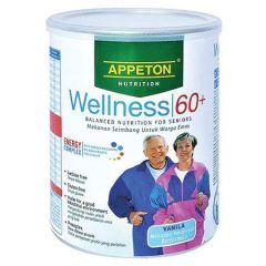 APPETON WELLNESS 60+ VANILLA 900G