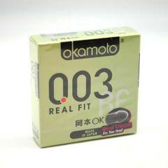 OKAMOTO 003 REAL FIT 3S
