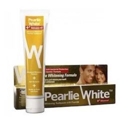 PEARLIE WHITE WHITET TOOTHPASTE WITH FLUORIDE 130GM