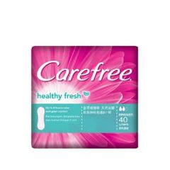 CAREFREE SUPER DRY PANTY LINER 40S
