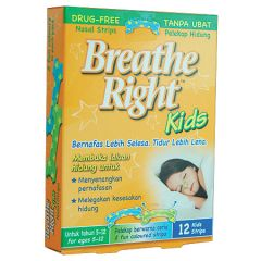 BREATHE RIGHT KIDS 12S