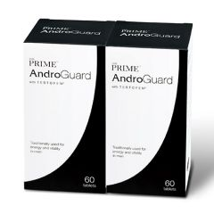 THE PRIME ANDROGUARD 60'S X 2