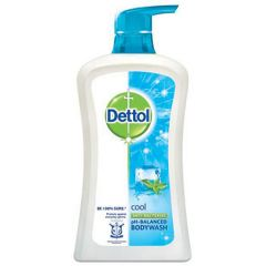 DETTOL COOL ACTI-BACTERIAL BODY WASH 950ML + G