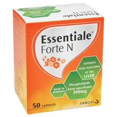 ESSENTIALE FORTE N 50S (EXP 1/2021) (Non returnable)