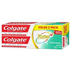COLGATE TOTAL PROFESSIONAL CLEAN TOOTHPASTE 150G X 2